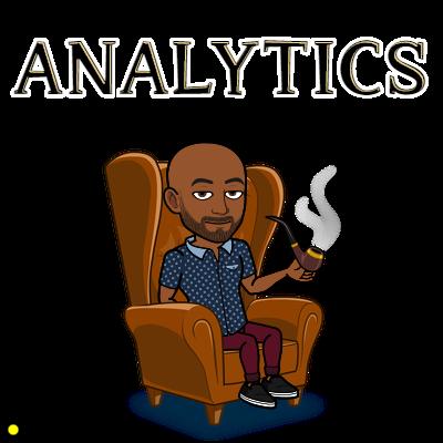 Cartoon Headshot for Analytics