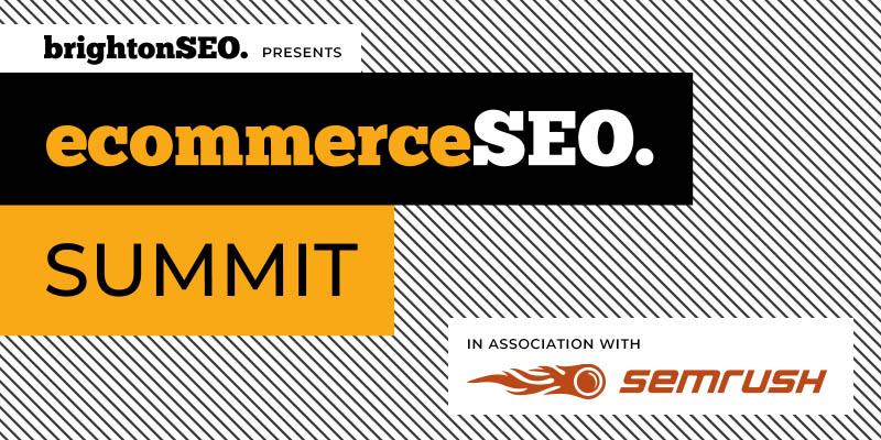 Ecommerce SEO Summit
